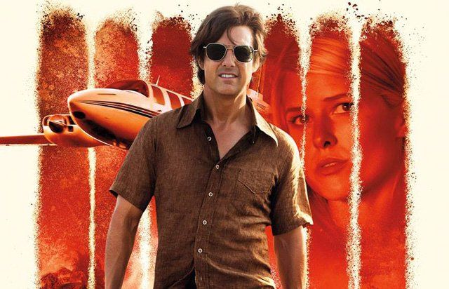 Tom Cruise Goes Undercover in the American Made Trailer