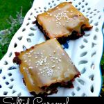 Salted Caramel Pretzel Brownies - Raining Hot Coupons