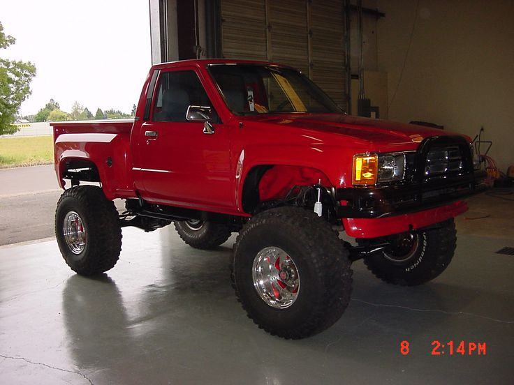 Toyota V6+V8 Conversion Specialists Parts and Adapters, Straight Axle Swaps, Custom Fabrication