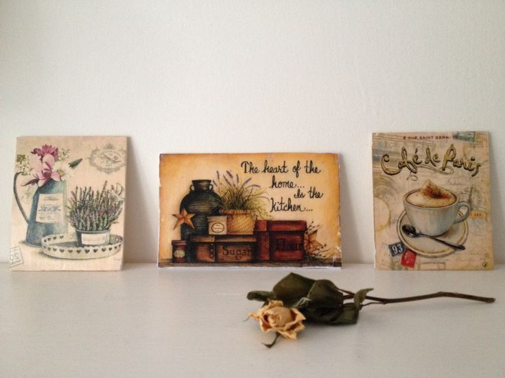 Image transfer, for Marica's kitchen!
