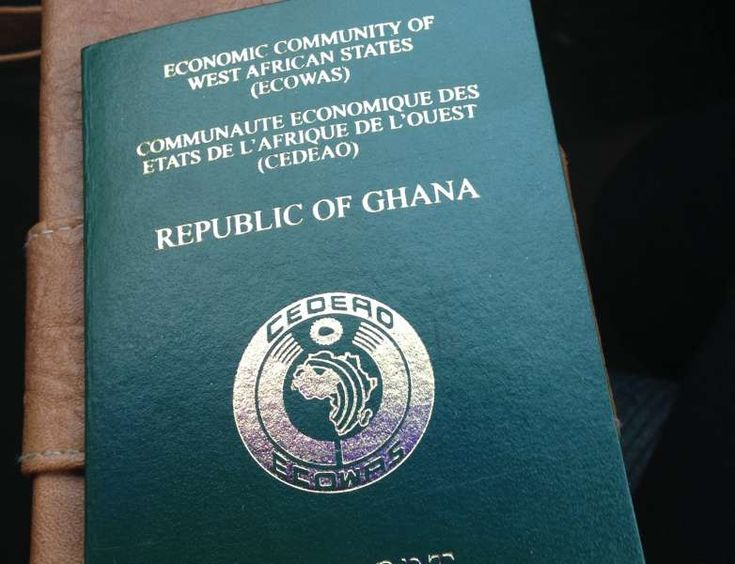 Apply for and Renew your Ghana Passport Online