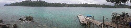 Rubiah Island from Iboih Inn