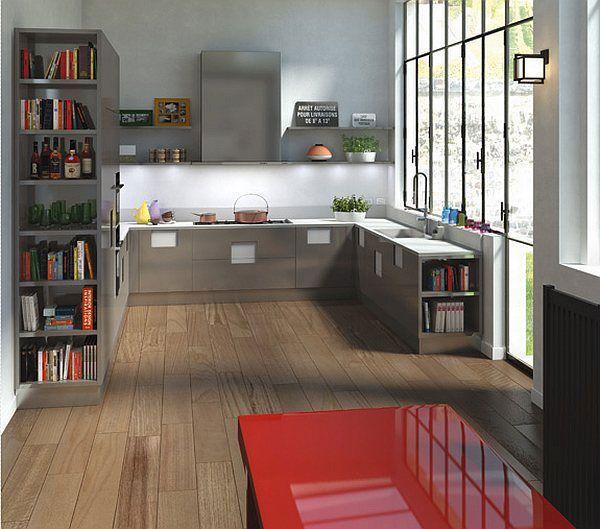 25 modern mutfak tasarımı