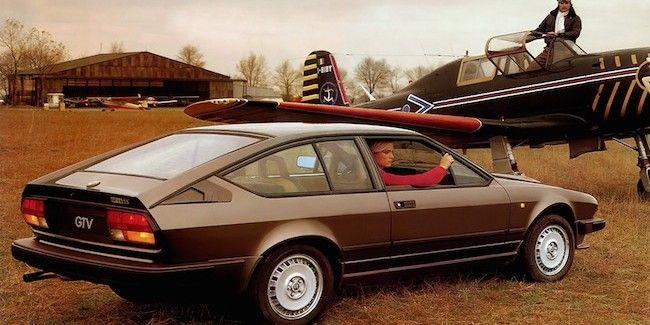 Alfetta GTV6 : le crépuscule des idoles...