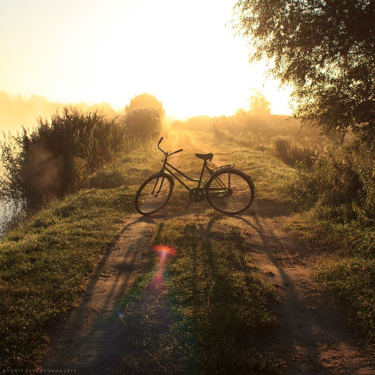 //: Photos, Picture, Bike Rides, Places, Morning, Light, Photography, Bicycle