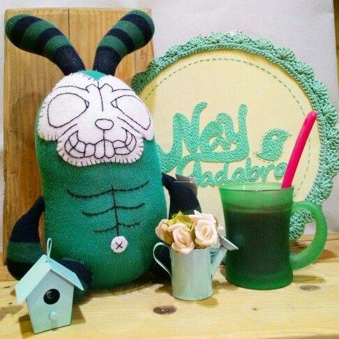 Friend skull monster, shockdoll