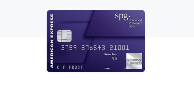 The Starwood Preferred Guest Card Just Increased Their Sign-Up Bonus