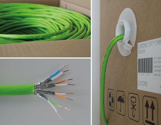 CAT 7 kábel - Môže kábel vyzerať ešte lepšie? :) 4 dôvody, prečo je skvelý: bit.ly/TGTn6h   (CAT 7 Cable - Can a cable look and be better than this?)