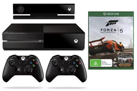 Xbox One Console Bundle - Forza 5