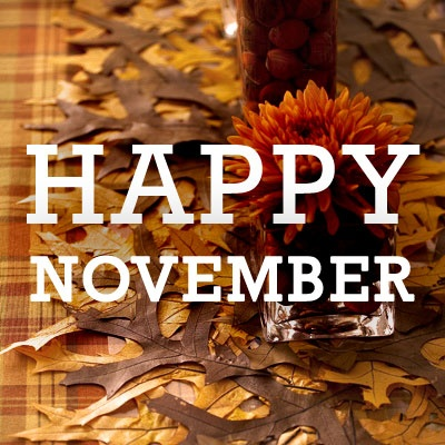 november happy month fall weather friends blessed thanksgiving leaves backgrounds uploaded orange hello everyone enjoy discover