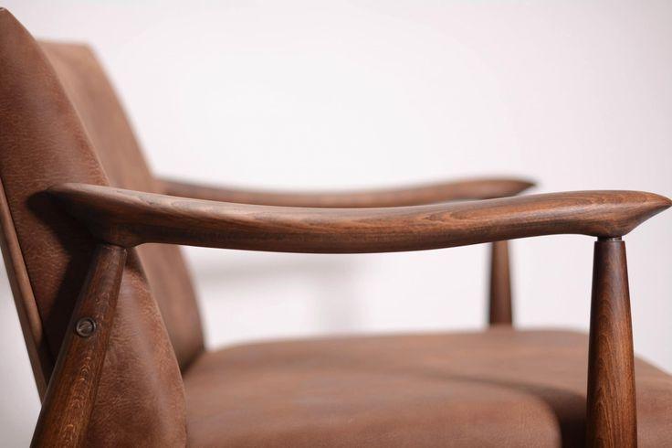 Homa Armchair by WM