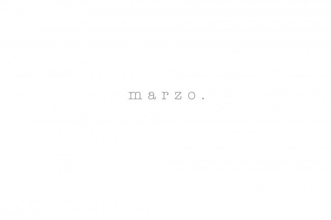 365° Marzo | new month!