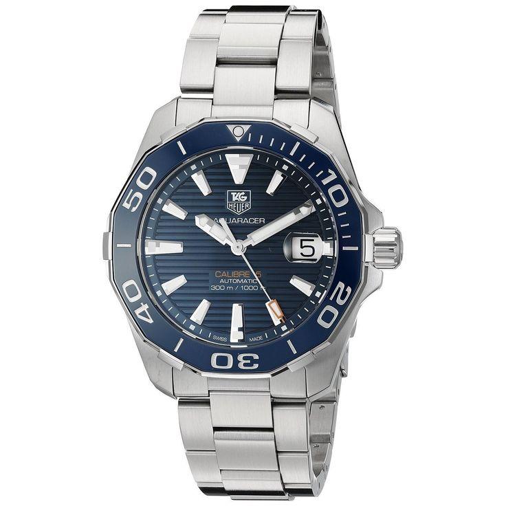 Tag Heuer Men's WAY211C.BA0928 'Aquaracer' Automatic Watch