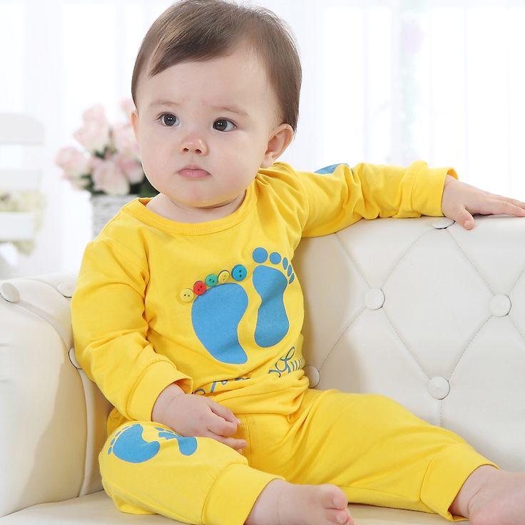 roupas infantis criança do sexo masculino 2013 primavera e outono bebê conjunto bebê recém nascido verão ar condicionado serviço em Conjunti...