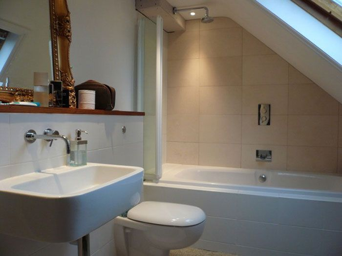 Attic Bathroom Designs Plans Endearing Design Decoration