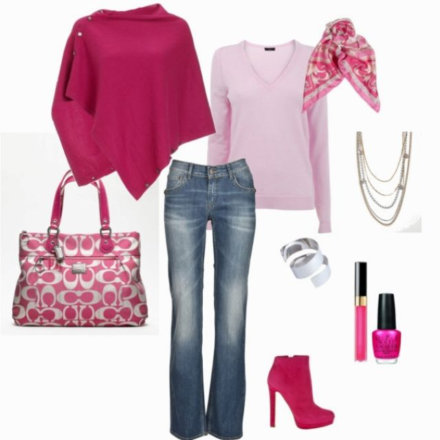In case you missed that my favorite color is pink! Loving the