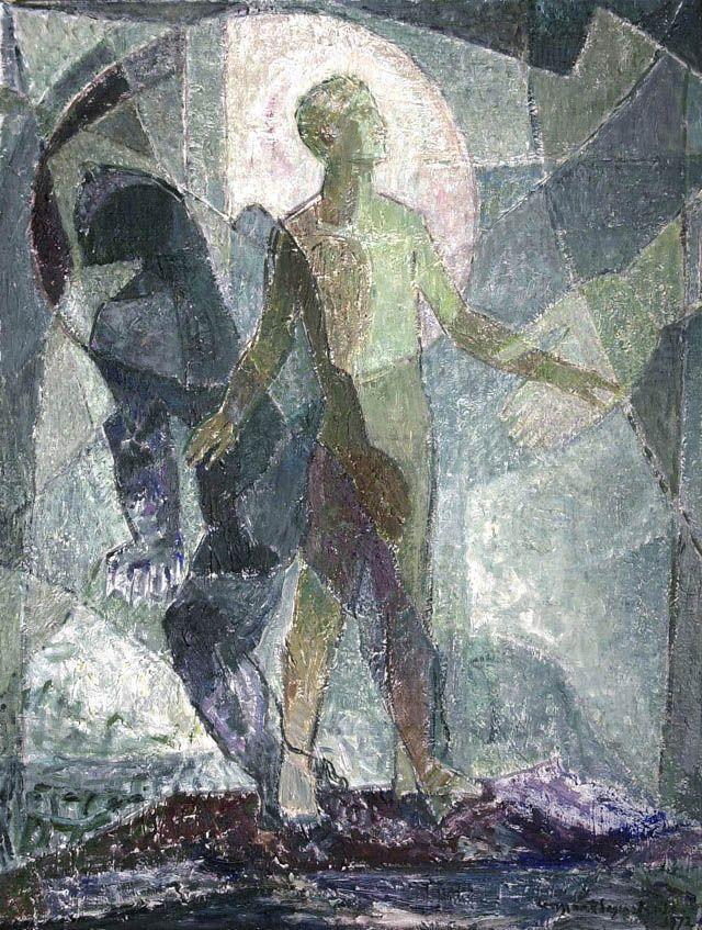 Lennart Segerstråle  (1892-1975); Finnish: Muutos (The Change), 1972