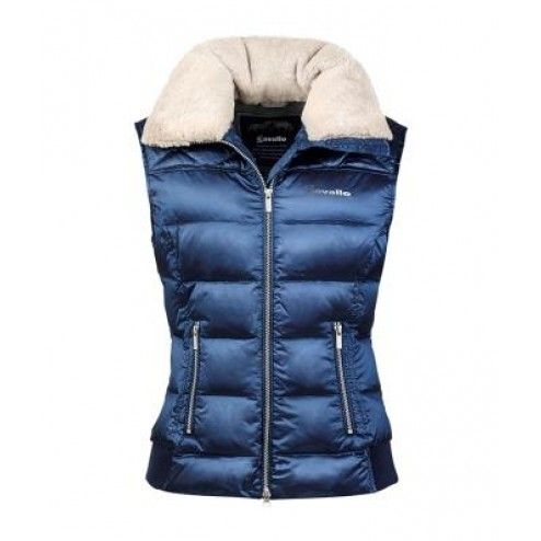Very trendy, very stylish and very good value.  Snuggly fur collar and lots of zip pockets