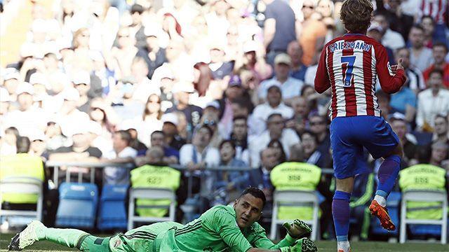 Ver los goles del Real Madrid - Atlético (1-1) | Vídeo http://www.sport.es/es/noticias/real-madrid/vea-los-goles-del-real-madrid-atletico-5962421?utm_source=rss-noticias&utm_medium=feed&utm_campaign=real-madrid