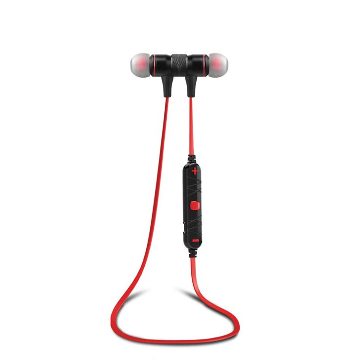 2017 Outdoor Sports Stereo Earphone 4.0 Bluetooth Wireless Headset With Mic Fone de ouvido sem fio Auriculares Ecouteur Kulaklik #Affiliate