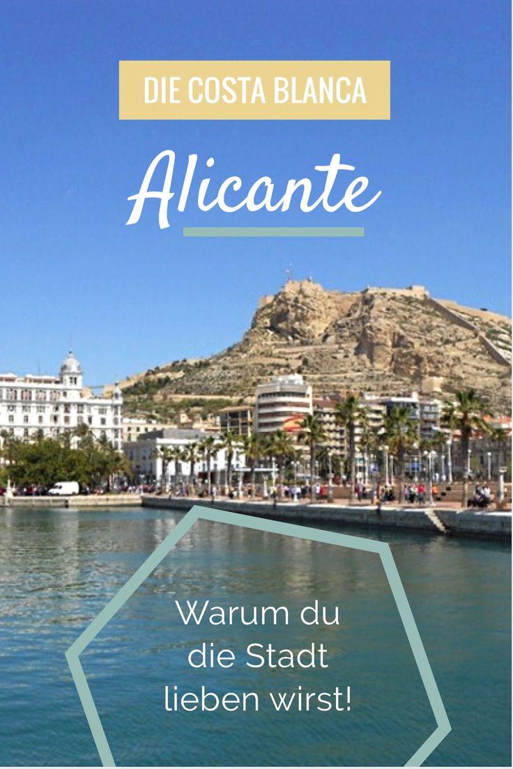Eine Alternative zu Barcelona, Málaga & Valencia gefällig? Wollt ihr mal wieder einen Städtetrip nach Spanien machen, aber wollt mal was Neues sehen? Dann ist Alicante genau das richtige Reiseziel! Weil mir die Stadt so am Herzen liegt, habe ich für euch die besten Tipps für eine Reise nach Alicante zusammengefasst! | Reisetipps | Reise Spanien | Insidertipps