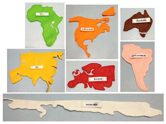 Best World Map Continents Ideas On Pinterest World Map With - Us map quiz your child learns