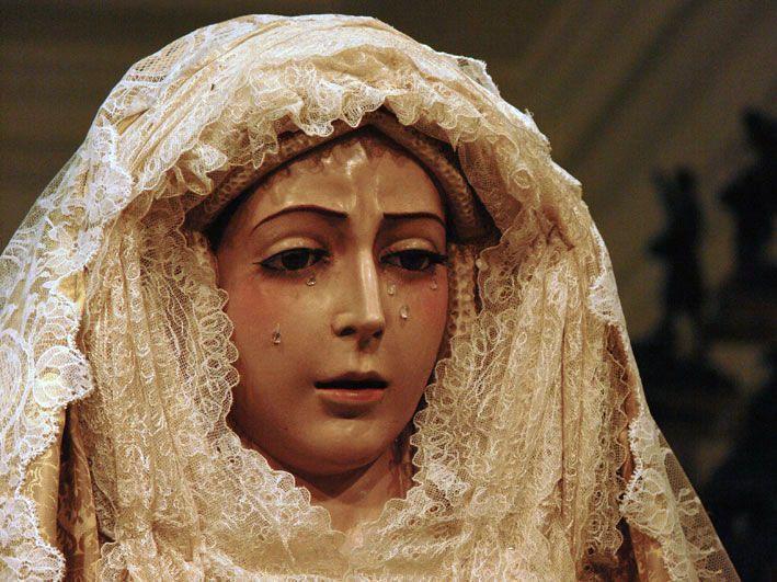 Madonna. Sevilla - Spain