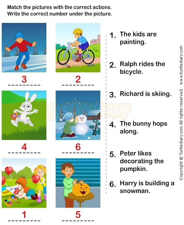 19 best Verb Worksheets images on Pinterest : Verb ...
