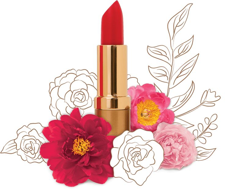 Beautiful, long-lasting lipstick made from natural ingredients that's delicious to wear and nourishing for your lips. Free shipping worldwide on orders over $100.