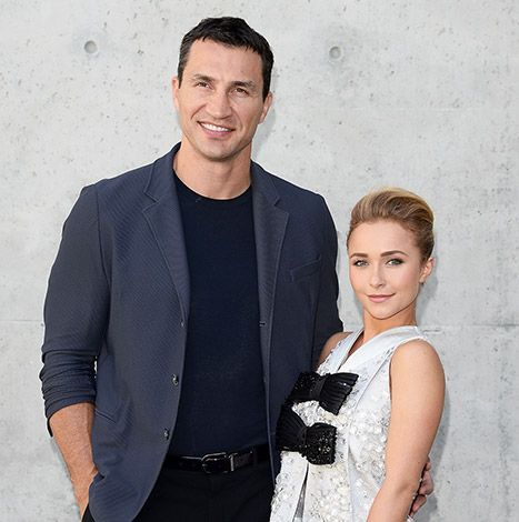 Hayden Panettiere and her fiance Wladimir Klitschko are expecting their first child. Big congrats to the happy family!