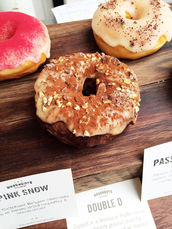 The best Doughnuts in #Melbourne, Australia