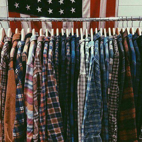 Image de clothes, shirt, and grunge