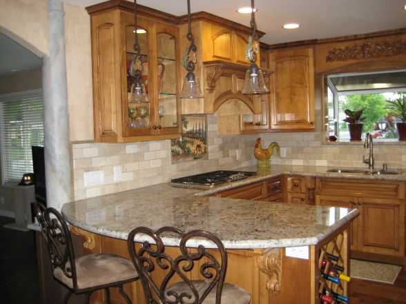 78 best images about tuscan style on pinterest vignette for Tuscan kitchen ideas on a budget