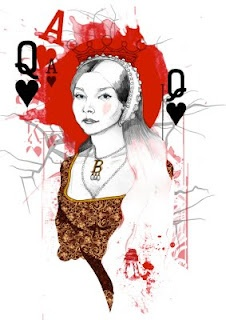 The Tudors. Anne Boleyn.