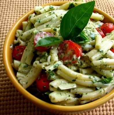 pesto pasta salad: Pasta Night, Pasta Salad Recipes, Wheat Pasta, Pesto Pasta Salad, Schools Lunches, Presto Pasta, Burnt Toast, Click Image, Delicious Recipes