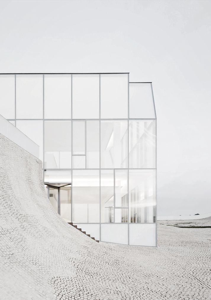 Steven Holl Architects, Museum of Sea and Surf, Biarritz, France #architecture ☮k☮