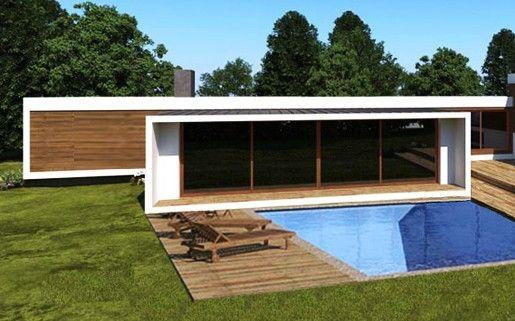 22 best images about casas modulares on pinterest - Cmi casas modulares ...