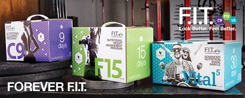 New Fit TRIO.... Order yours now  www.001002544636.fbo.foreverliving.com join and get a 15% discount for being a new customer