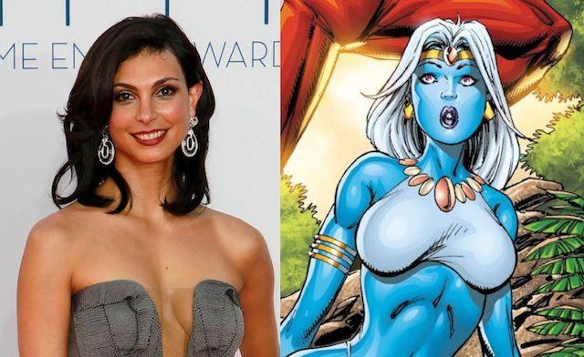 Morena Baccarin Confirmed as Copycat in Deadpool!