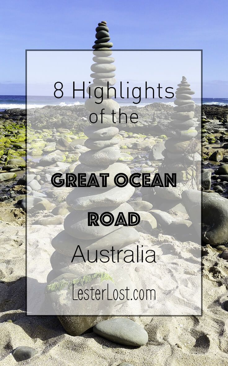 The Great Ocean Road in Victoria is one of Australia's best road trips and offers breathtaking coastal views. via @Delphine LesterLost