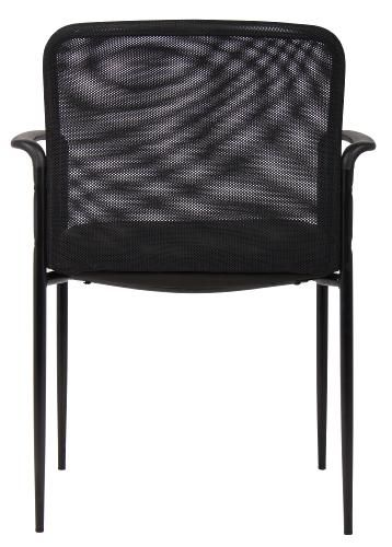 Boss B6909 Mesh Back Stackable Chairs @ Office Furniture Outlet San Diego