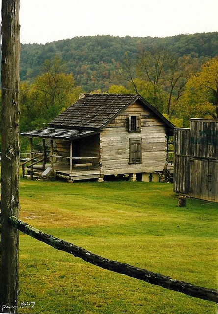 Cabin, Bella Vista, Arkansas: Photo by Pam Morris