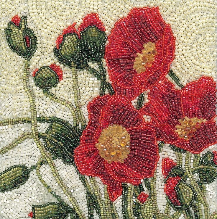 Best images about beaded pictures on pinterest