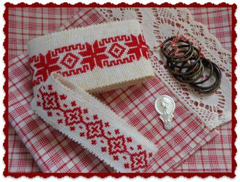 Vintage founding Steekjes & Kruisjes Marijke
