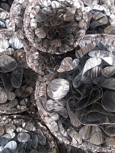 Untitled (Mylar), 2011 by archidose, via Flickr