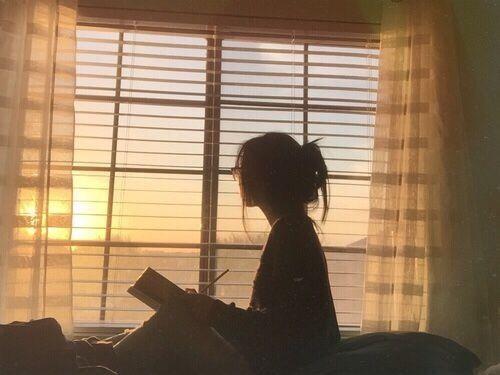 Korean Girl Wallpaper Soft Grunge Girl Window View Aesthetic