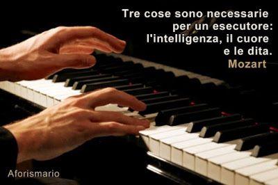 Aforismario®: Suonare e Strumenti musicali - Frasi per suonatori...