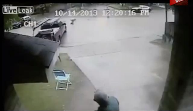 Video: Dallas Cop Shoots Mentally Ill Man Who Stood Perfectly Still