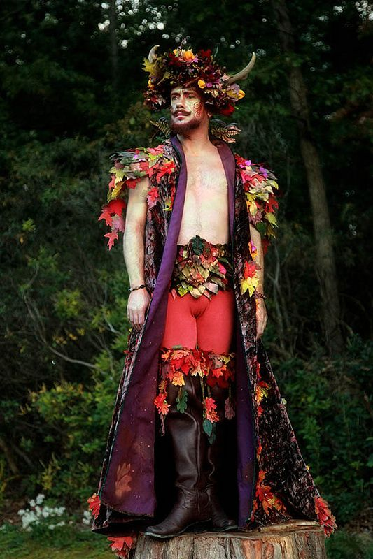 Oberon. New York Renaissance Faire.