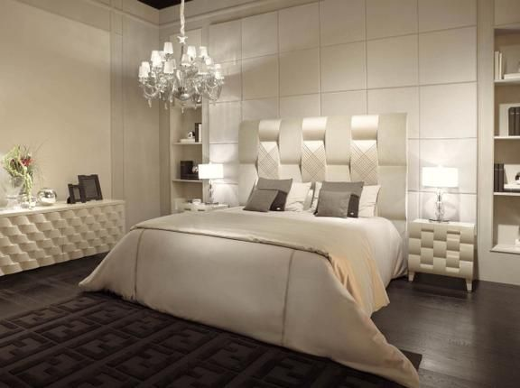 High Style Luxury Decor Bedroom Furniture Business Line Fendi Casa Modern Beds Pinterest